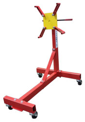Motor Stand, Commercial Heavy Duty, 1500 lb Capacity  Model Number: 1500