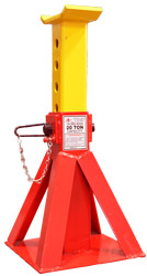 Safety Stand 20 Ton Pin  Model Number: 20TS