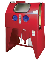 Light Industrial Blast Cabinet  Model Number: BC-26E
