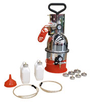 Brake Bleeder and Fluid Drainer  Model Number: BFD-39560