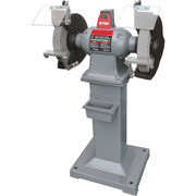 "12"" Heavy Duty Bench Grinder with Stand  Model Number: BG-1295HD"