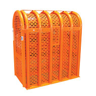 Tire Inflation Cage  Model Number: CB-MIC-6HD