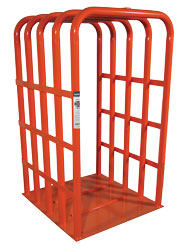 OTR Tire Inflation Cage  Model Number: CB-MIC-OTR