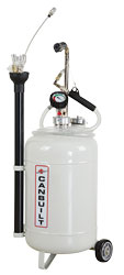 Oil Changer with Wand Kit, Air Operated, 30L Capacity  Model Number: DR-130
