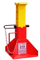 Low Profile Safety Stand 10 Ton  Model Number: FLS-0100