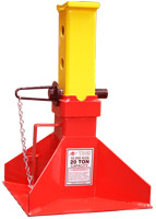 20 Ton Low Profile Safety Stand  Model Number: FLS-0200