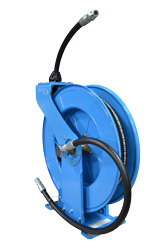 Open Style Grease Reel and Hose  Model Number: GR-14206