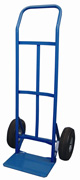 Hand Truck: 10' Pnuematic Wheels  Model Number: HC-4