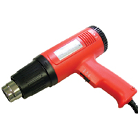Compact-Lightweight Heat Gun  Model Number: HG-1100