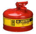 Type I - 2.5 Gal  Safety Can  Model Number: JR-10701