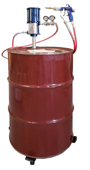 Rustproof Kit for 205 Ltr. Bung Drum  Model Number: LRP-2020