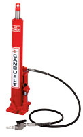 Dual Control: <br />Air hydraulic 8 Ton  Model Number: LSJ-8A