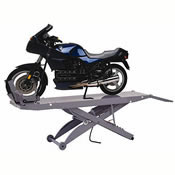 Air Operated Motorcycle Platform Lift  Model Number: ML-3000
