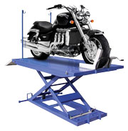 High Rise Motorcycle/ATV Lift Bench  Model Number: ML-3500