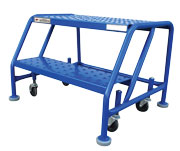 Two Step Rolling Ladder