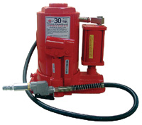 Image of Air and Manual Bottle Jack 30 Ton Capacity