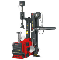 Tire Changer - Tilt Back Type  Model Number: TC-0555SL-1SP