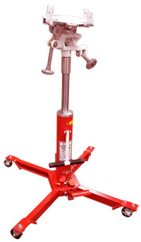 Transmission Jack: Air /Manual Operated  Model Number: TJ-275S