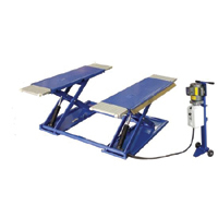 Portable Mid Rise Pad Lift  Model Number: VL-MRL638P